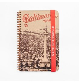 Write Notepads & Co. Baltimore City Journal