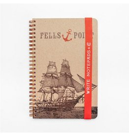 Write Notepads & Co. Fells Point Journal