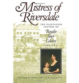 Johns Hopkins University Press Mistress of Riverdale