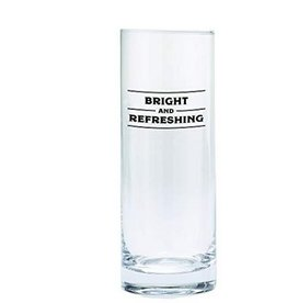 Bar Glass - Bright and Refreshing