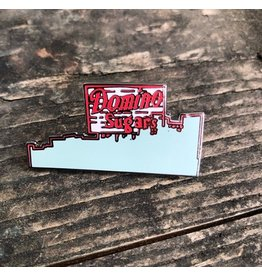 Tiny Dog Press Domino Sugars Enamel Pin