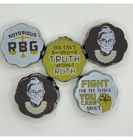 Chouquette 5 pc RBG Assortment