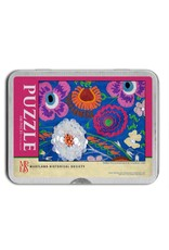 MdHS Fashion Archives 100 Pc Puzzle - Three-Piece Ensemble