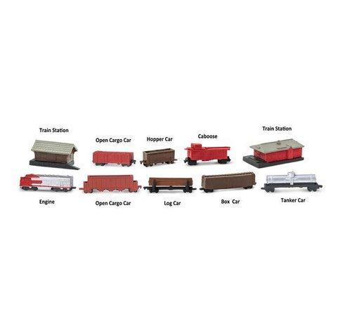 Safari Ltd. Trains TOOB®