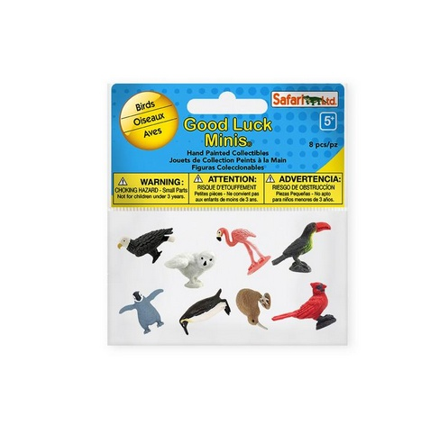 Safari Ltd. Birds Fun Pack
