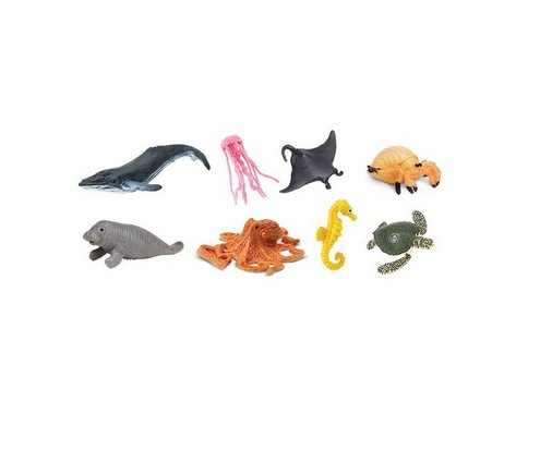 Safari Ltd. Sea Life Fun Pack