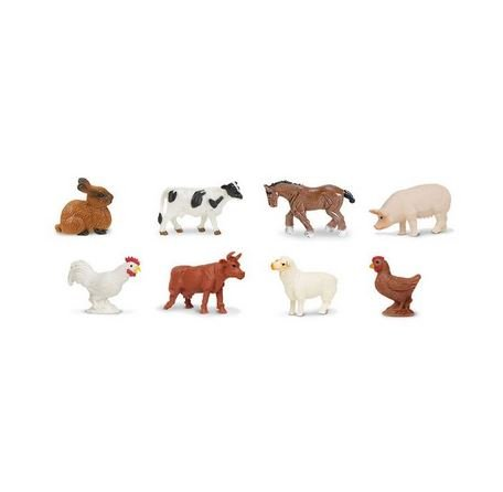 Safari Ltd. Farm Fun Pack