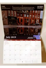 2019 Baltimore National Heritage Area Calendar