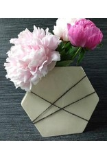Hexagonal Vase