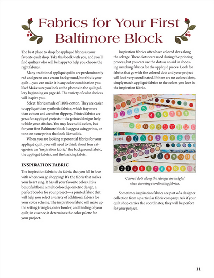 Dietrich- Baltimore Blocks for Beginners