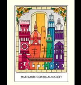 Keychain - Baltimore: Through a Glass Brightly