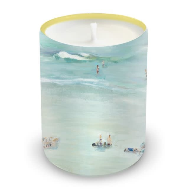 Annapolis Candle Company Kim Hovell Collection- Salty Shore Candle, 15oz