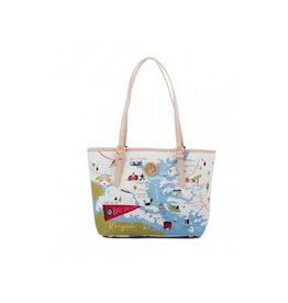 Spartina 449 Bay Dreams Small Tote