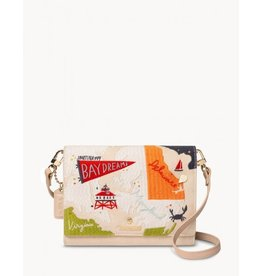 Spartina 449 Bay Dreams Embroidered Convertible Crossbody