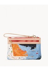 Spartina 449 Bay Dreams Scout Wristlet