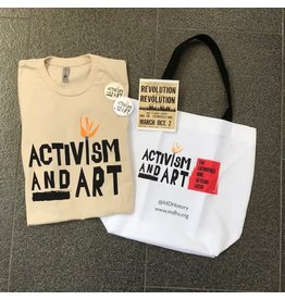 Activism and Art T-Shirt Bundle