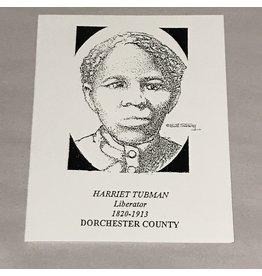 Harriet Tubman Note Card