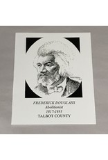 Single Card- Frederick Douglass