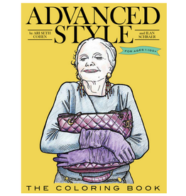 Advanced Style, the Coloring Book