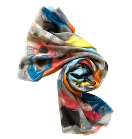 23 Roses Designs Barbara Oblong Scarf