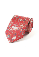 Fox & Chave Fox & Chave Neck Tie, Cluny Tapestry