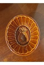 Antique Ceramic Pineapple Mold
