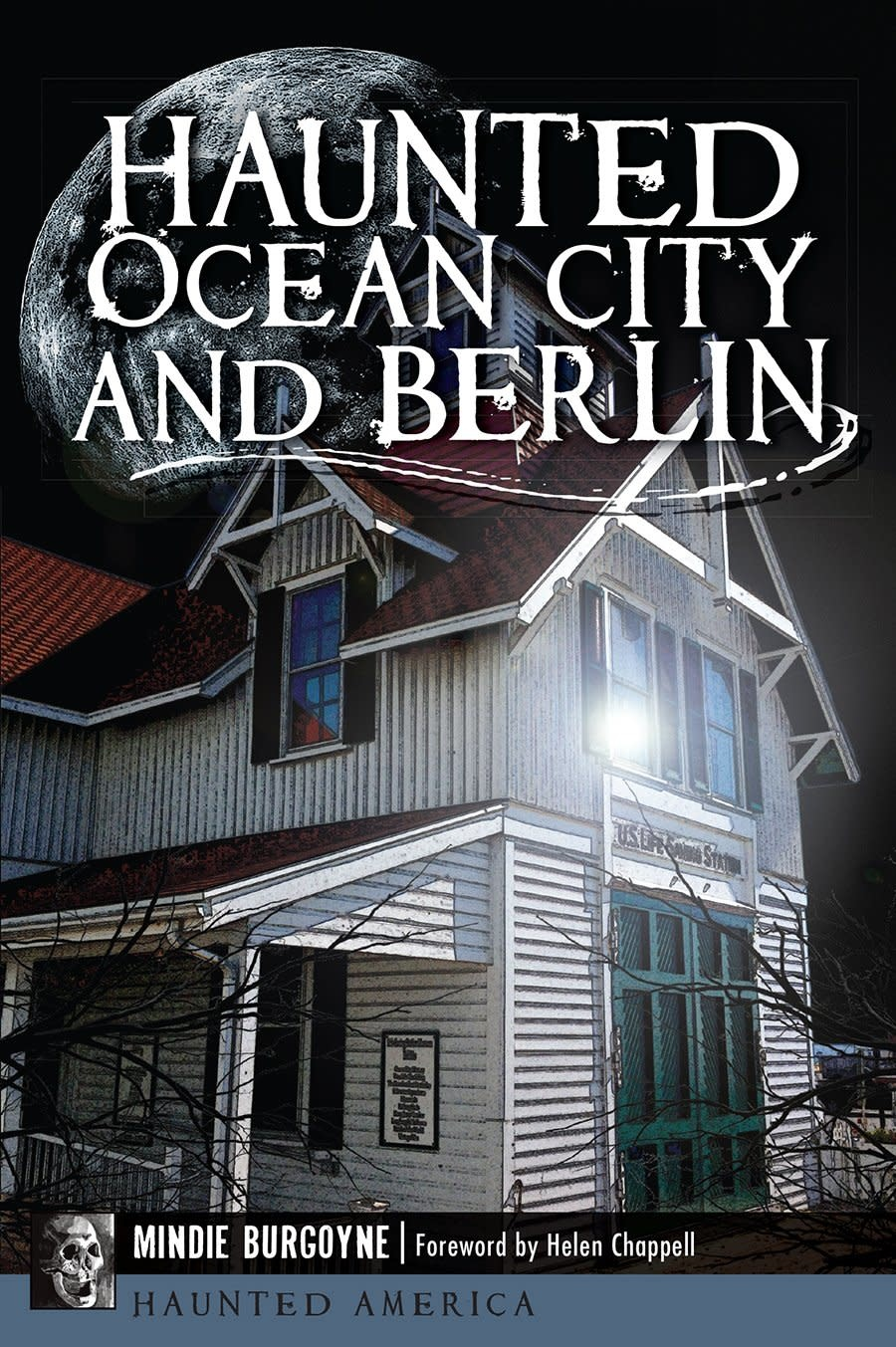 Burgoyne- Haunted Ocean City and Berlin