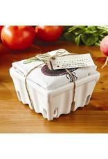 Farm-to-Table Dish Towel- Radish
