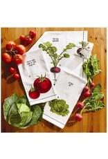 Farm-to-Table Dish Towel- Tomato