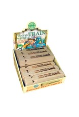 Toy- Wooden Train Whistle