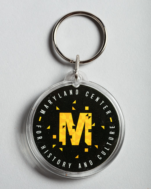 MCHC Acrylic Key chain