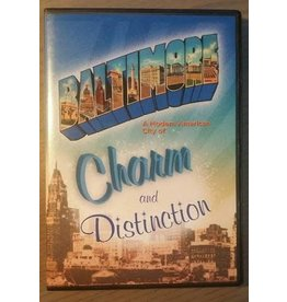 Baltimore: Charm and Distinction DVD