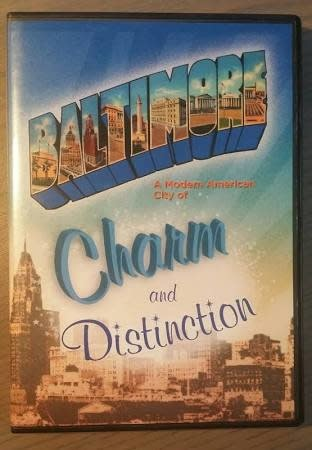 Baltimore: A Modern American City of Charm and Distinction DVD