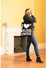 "MSA ""I Heart Museums"" Tote Bag"