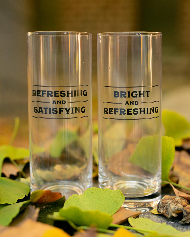 Bar Glass - Refreshing and Satisfying