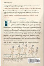 UNC Press Harnessing Harmony: Music, Power, and Politics in the United States, 1788–1865 by Billy Coleman