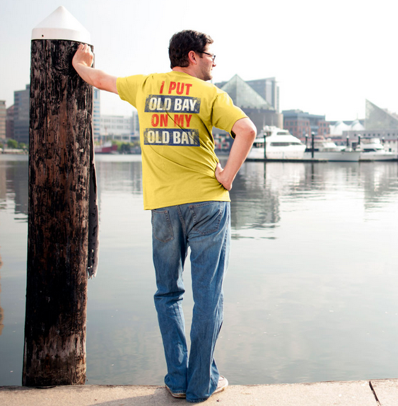 OLD BAY® - On My Old Bay T-shirt
