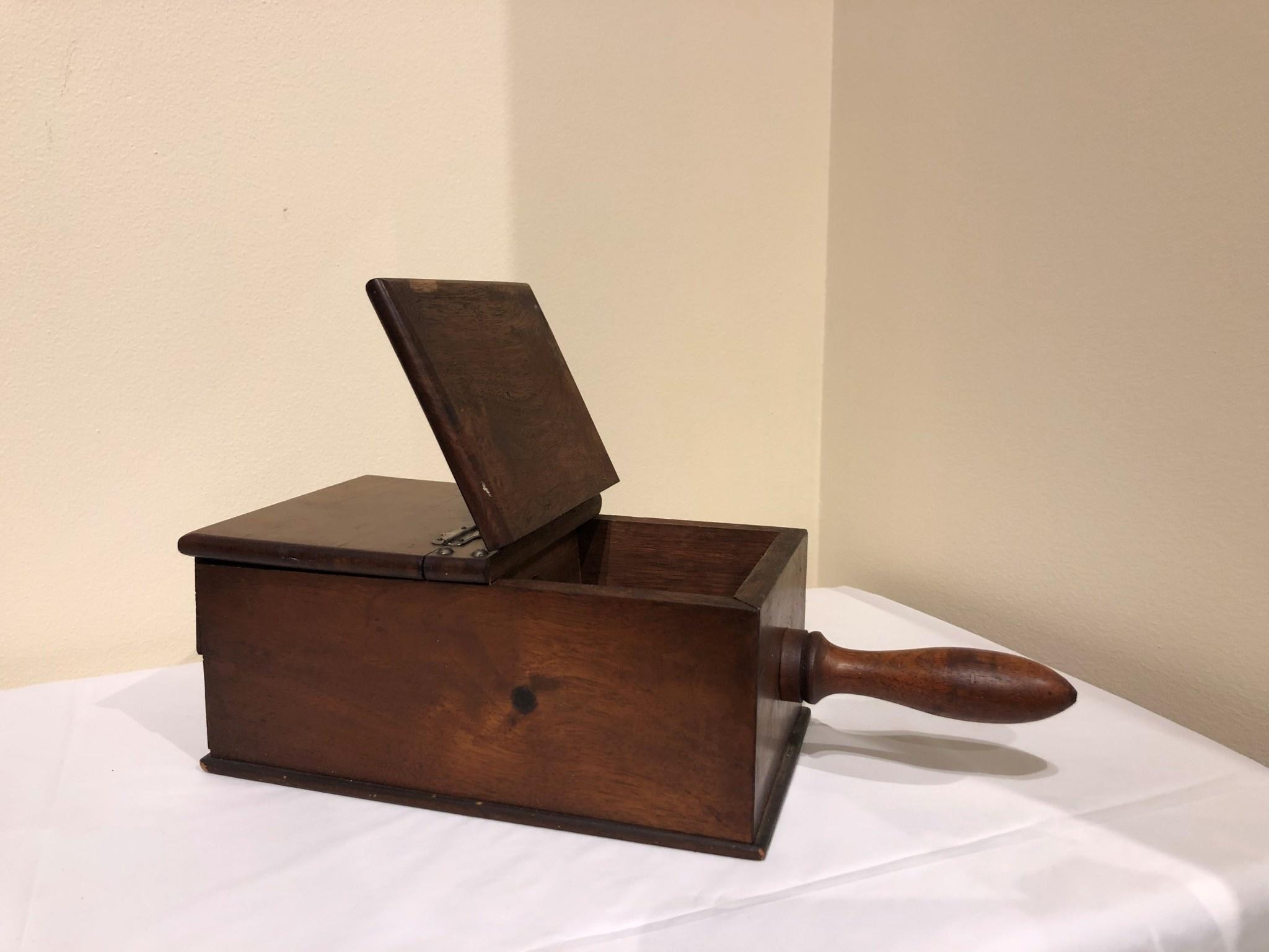 Sisco Bros. Ballot Box
