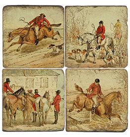 Horse & Hound Coaster