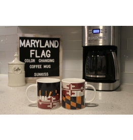 Mug- MD Flag, Color Changing