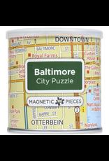 Magnetic Puzzle Baltimore 100pc