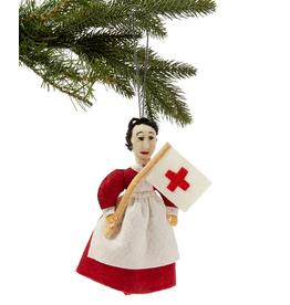Clara Barton Ornament