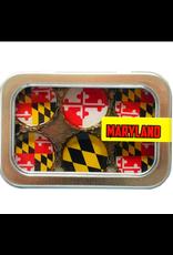 Maryland Flag Magnet- 6 pack