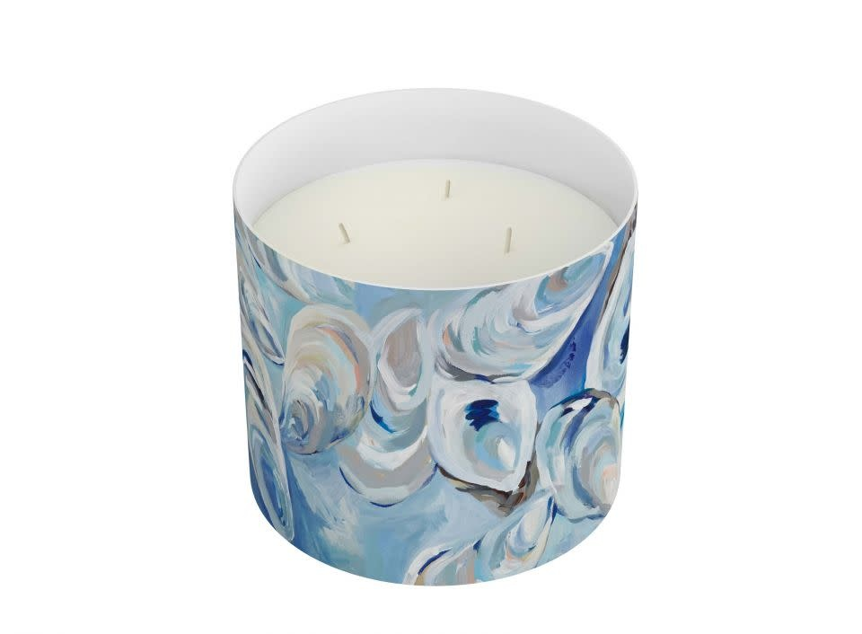 Salt Water 3-Wick Candle- Kim Hovell Collection by Annapolis Candle