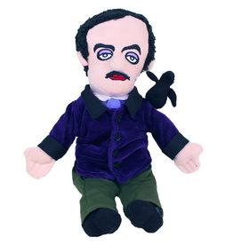 Unemployed Philosophers Guild Little Thinker Doll, Edgar Allan Poe