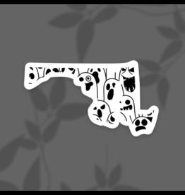 MD Ghost sticker