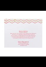 Tiny Dog Press Miracle on 34th Street Card
