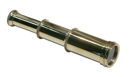 """Madison Bay Company 6"""" Telescope, 5X, 3-Pipes"""