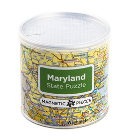 Magnetic Puzzle Maryland 70pc