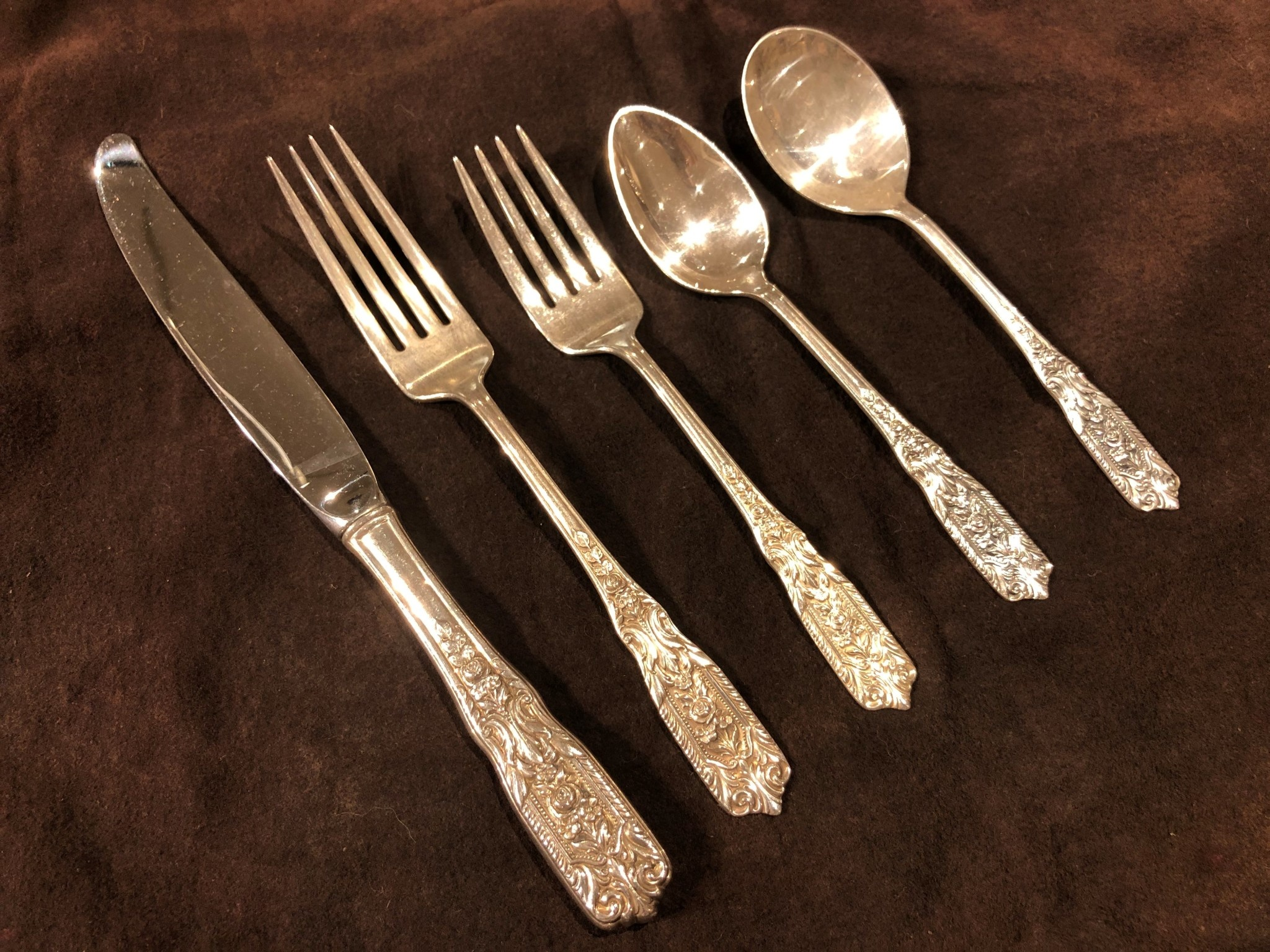 Westmorland Sterling Service for 8